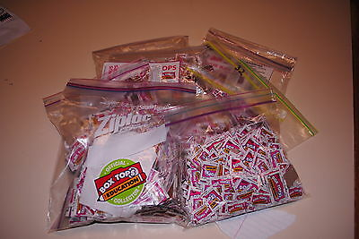 50 Box Tops for Education - Trimmed - BTFE NO EXPIRED Tops 2021 to 2022