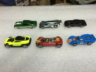 Hot Wheels Mystery Cars 6 Different New And Unplayed With As Seen Mint Loose 4