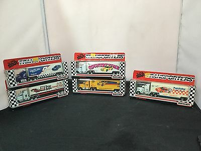 Rare Lot of 5 Matchbox Super Star Diecast Transporters Limited Edition