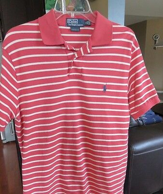 MENS RALPH LAUREN POLO NEW NO TAG SIZE LARGE