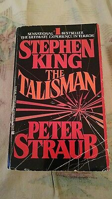 The Talisman by Peter Straub and Stephen King 1987 Paperback