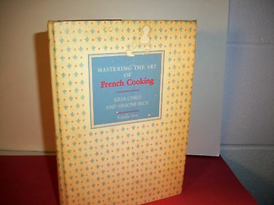 Mastering the Art of French Cooking Vol- 2 by Julia Child 1st Edition
