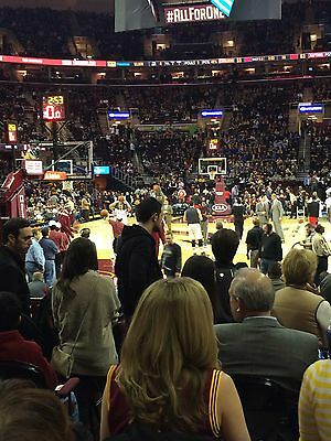 2 Cleveland Cavaliers vs Raptors Playoff Tickets- East Semifinals Game 2- 5317