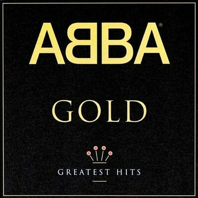 Gold Greatest Hits by ABBA CD 1992 PolyGram New - Factory Sealed CD