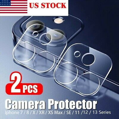 3 - 5 pcs H9 tempered glass camera lens protector for Iphone 7 and 7 Plus