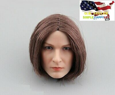 16 Jennifer Lawrence female head The Hunger Game for Phicen GC003B❶US IN STOCK❶