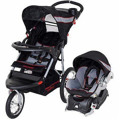 Baby Trend Expedition Jogger Travel System Millennium 3in1 Stroller Car Seat NEW
