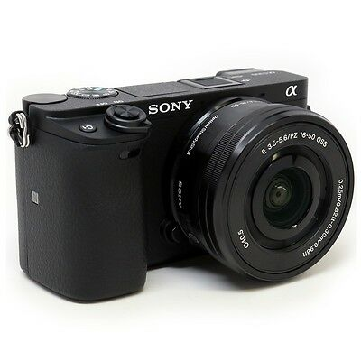 DEAL LIMITED TIME - STOCK Sony a6300 Mirrorless Digital Camera -16-50 Lens Kit
