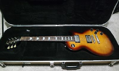 USA Gibson Les Paul Studio Electric Guitar 100 Anniversary Auto Tuning Gold Case