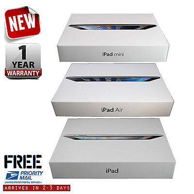 New Apple iPad Air-mini-1-2-3-4 128GB-64GB-32GB-16GB Wi-Fi-4G 9-7in7-9in Tablet