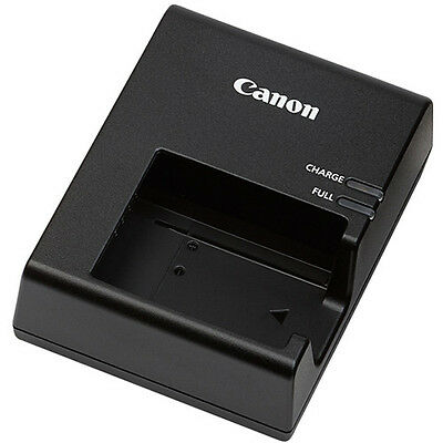 Genuine Canon Battery Charger for Canon EOS Rebel T6 DSLR Camera Fold out plug