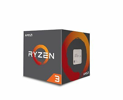 New AMD Ryzen 3 1300X 4-Core 3-5GHz 3-7GHz Turbo Socket AM4 65W YD130XBBAEBOX