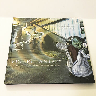 Figure Fantasy book Daniel Picard - Loot Crate exlusive cover Star Wars Batman