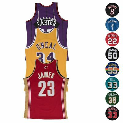 NBA Authentic Mitchell - Ness Soul Swingman Throwback Jersey Collection Mens