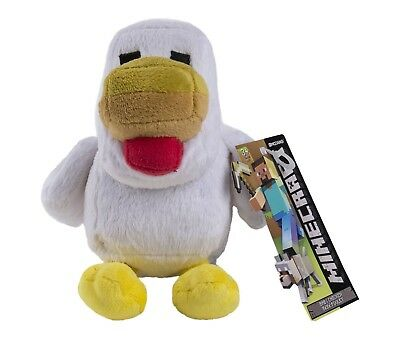 Minecraft Chicken Plush Toy - NEW - FREE FAST USA SHIPPING