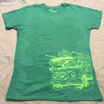 Teenage Mutant Ninja Turtles - NEW Womens XL T-Shirt Loot Crate exclusive TMNT