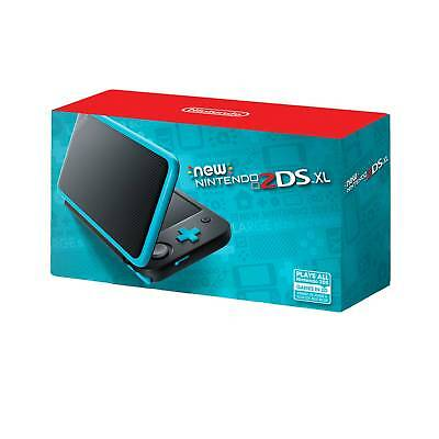 New Nintendo-174 2DS XL – Black and Turquoise