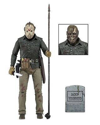 Friday the 13th - 7 Scale Action Figure - Ultimate Part 6 Jason Voorhees - NECA