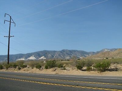 Southern California 7-5 acres near Big Bear and off-roading land on terms