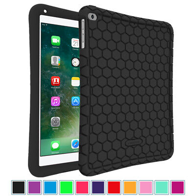 For Apple New iPad 9-7 inch 5th Gen 2017 Tablet  iPad Pro Silicone Case Cover