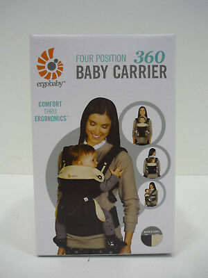 Ergobaby Four Position 360 Baby Carrier - NIB