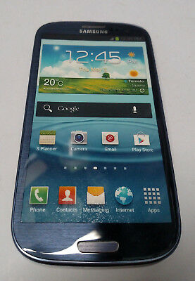 Samsung Galaxy S3 Dummy  Display phone  Blue  For Display Only