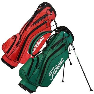 NEW Titleist Golf Ultra Lightweight Caddy Stand Bag - You Pick the Color