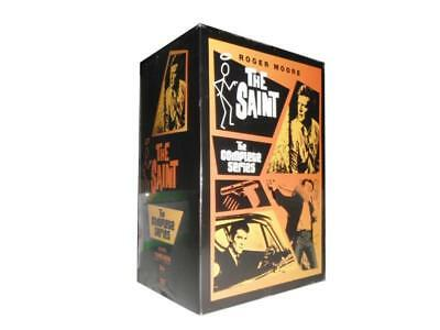 The Saint The Complete Series DVD 33 disc Box Set
