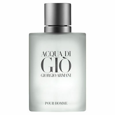 Giorgio Armani Acqua Di Gio 3-4oz EDT Men   without Box