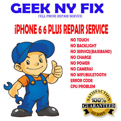 IPHONE 6 plus 6 NOT Charging NO Charge U2 IC REPAIR SERVICE- FAST - WARRANTY
