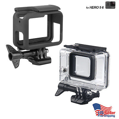 For GoPro Hero Camera Accessories New 40m Diving Waterproof Housing Case