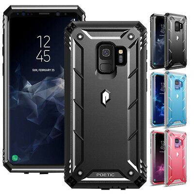 Poetic Revolution Case【Heavy Duty Protection】For Samsung Galaxy S9  S9 Plus