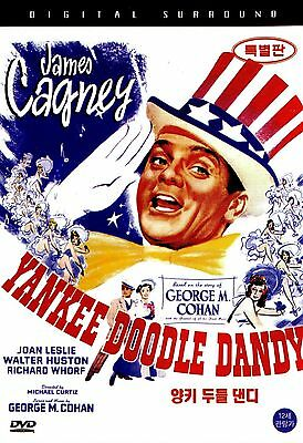 Yankee Doodle Dandy 1942 New Sealed DVD James Cagney