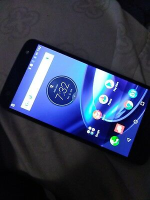 Motorola Moto Z Force Droid Verizon 32GB BlackLunar Grey Factory Unlocked