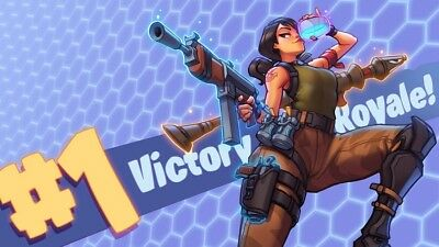 Fortnite Battle Royale Recovery GUARANTEED Wins All ModesPS4 only