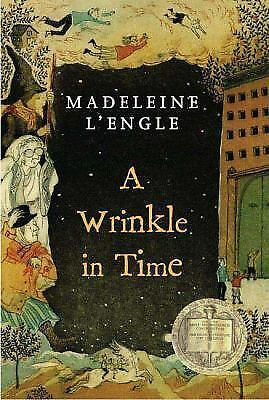 A Wrinkle in Time Time Quintet by Madeleine LEngle 2007 Paperback