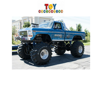 PREORDER 29934 Greenlight 164 BIGFOOT 1 Original 1974 Ford F-250 Monster Truck