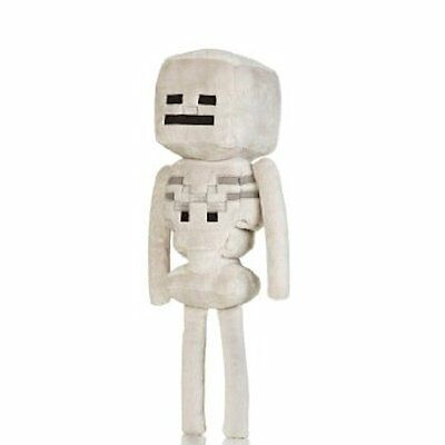 Minecraft Skeleton Plush Toy - NEW - FREE FAST USA SHIPPING