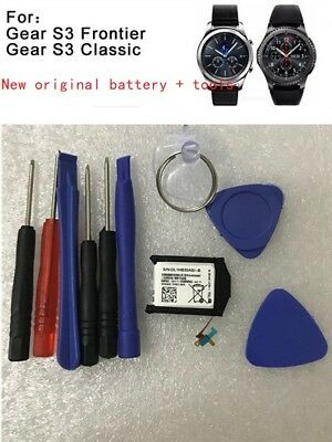 NEW EB-BR760ABE SM-R760 R760 Battery F Samsung Gear S3 Frontier  Classic -tools