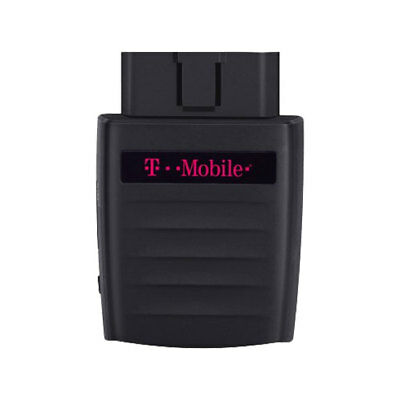 T-Mobile SyncUP Drive Car OBDII WiFi ZTE Z6200 Connected 4G LTE Hotspot
