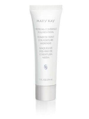 Mary Kay Makeup Beige 400 Medium Coverage New In Box AUTHENTIC