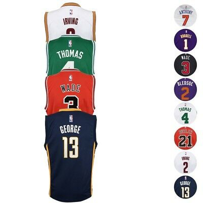 NBA Home Away Alternate Replica Jersey for Kids Infant Toddler Boys Youth