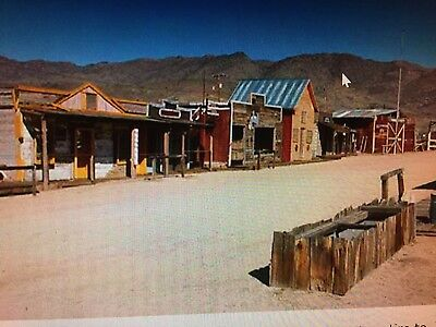 2 lots in one parcel in Chloride AZ - the oldest mining ghost town in AZ-