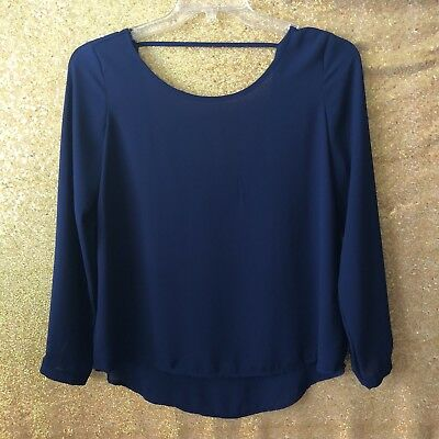 Womens Forever 21 Blouse Size S