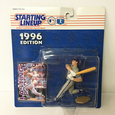 1996 Gary Gaetti KC Royals Starting Lineup Figure MLB Kenner NIP NEW