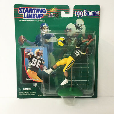 1998 Antonio Freeman Starting Lineup Figure NFL Packers Kenner NIP Unopened