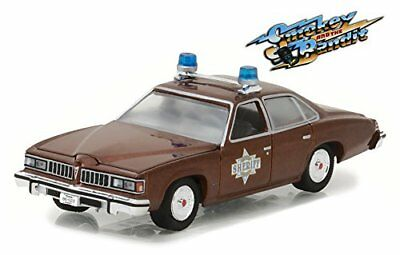 GREENLIGHT 44780 B SMOKEY AND THE BANDIT JUSTICES 1977 PONTIAC LEMANS 164