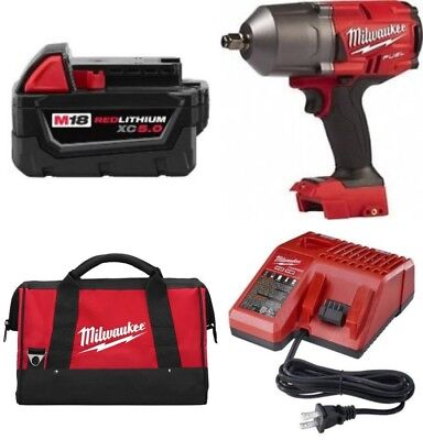 Milwaukee 2767-20 FUEL 12 Impact Kit wFriction Ring - BATTERY - CHARGER - BAG