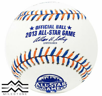 Rawlings 2013 All Star Official MLB Game Baseball New York Mets Boxed