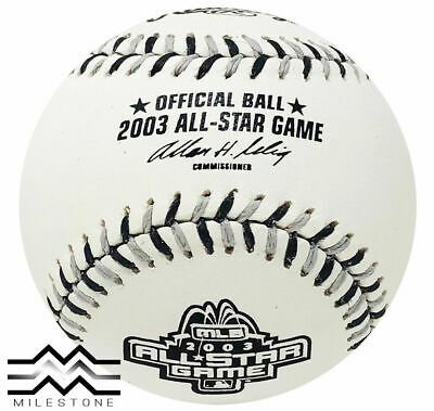 Rawlings 2003 All Star Official MLB Game Baseball Chicago White Sox Boxed